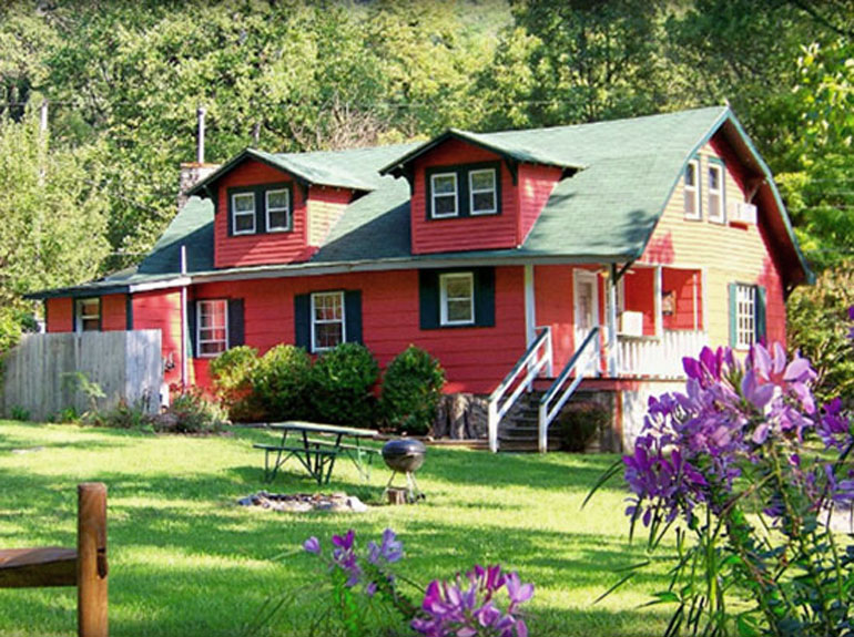 Lake Lure Nc Cabin Rentals Chimney Rock Nc Vacation